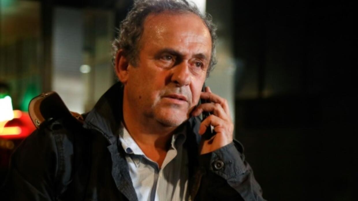 Platini free to return to football but Qatar investigation goes on