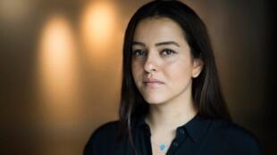 Newsha Tavakolian, photographe iranienne lauréate du prix de la fondation néérlandaise Prince Claus.