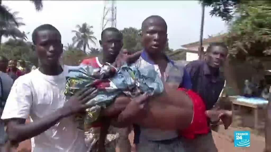 2021-02-16 09:34 Central African Republic violence: Former rebel leaders on trial for war crimes