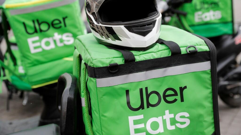 UberEats, el servicio de entrega de comida, ahora es el más requerido dentro de la compañía. Su actividad ha crecido en un 103 % con respecto al año pasado.