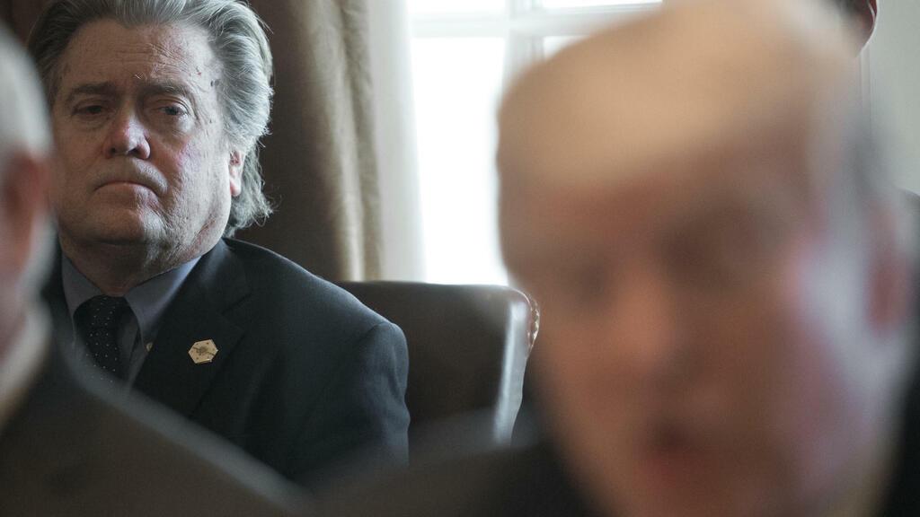 US congressional committee votes to hold Trump ally Bannon in criminal contempt