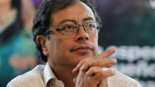 Gustavo Petro obtuvo la mayor votación de la izquierda en la historia de Colombia.