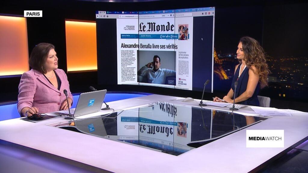 Mediawatch Macron S Former Bodyguard Tells His Truths