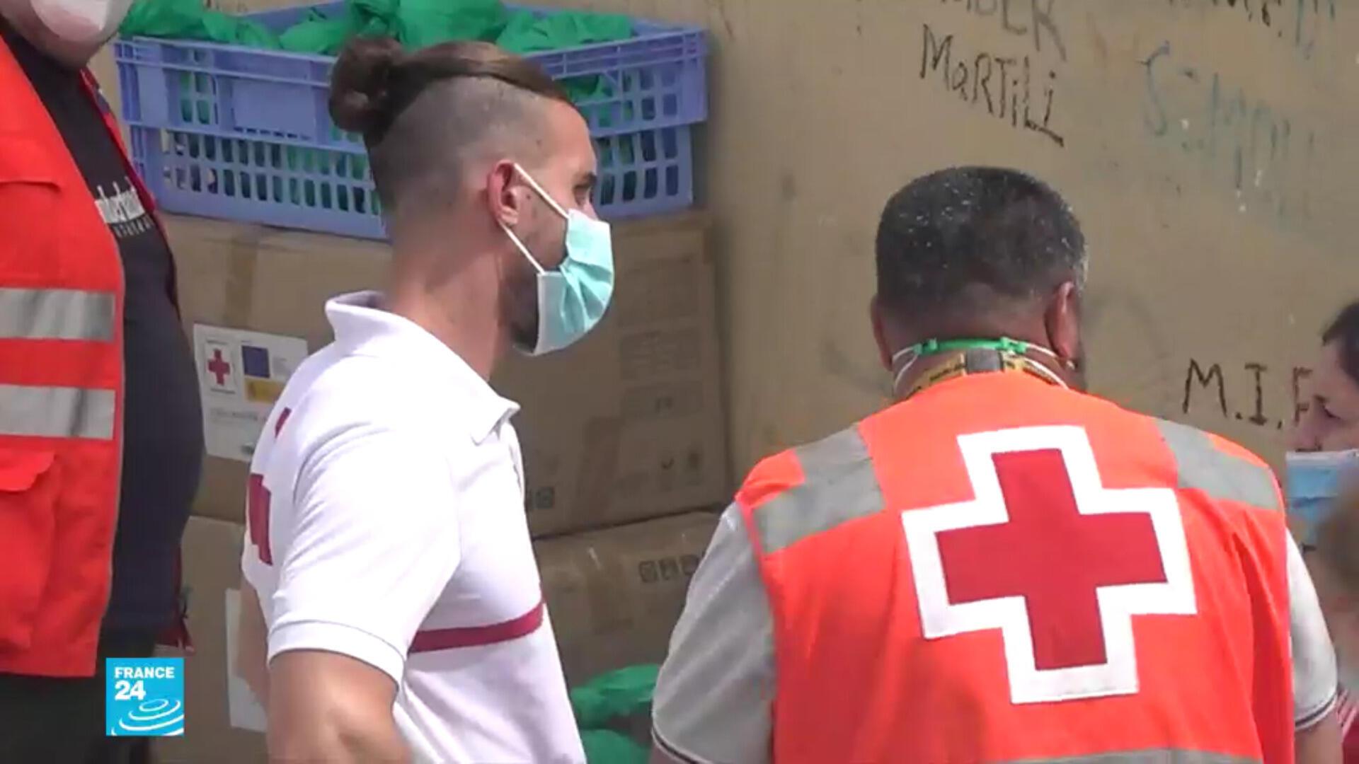 Ceuta Croix rouge
