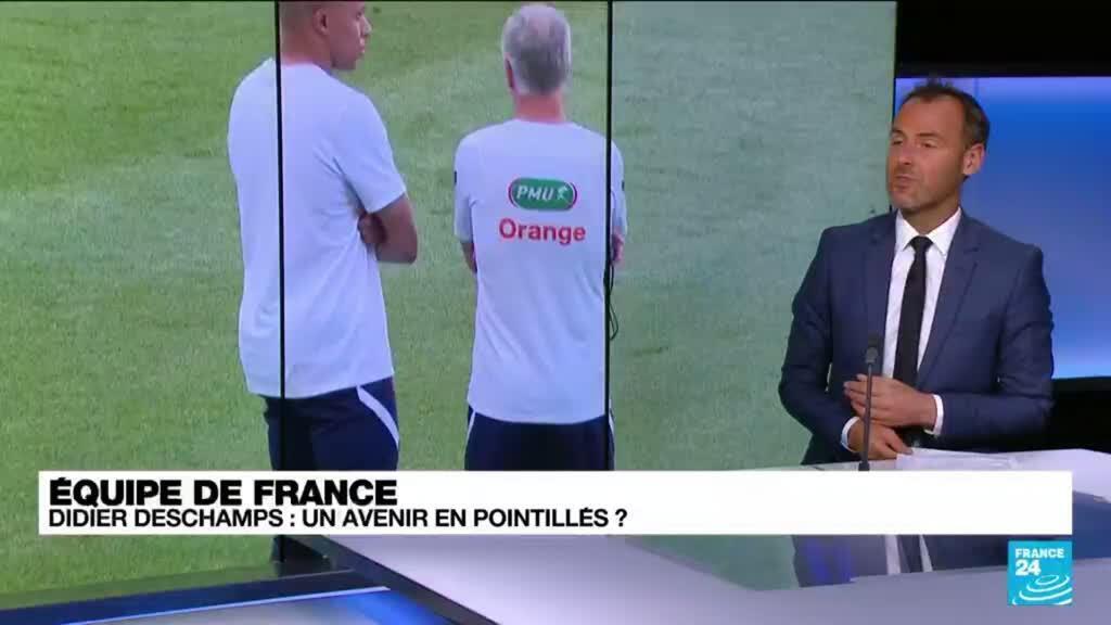 2021-06-29 17:11 Euro 2021 : après l'élimination des Bleus, quel avenir pour Didier Deschamps ?