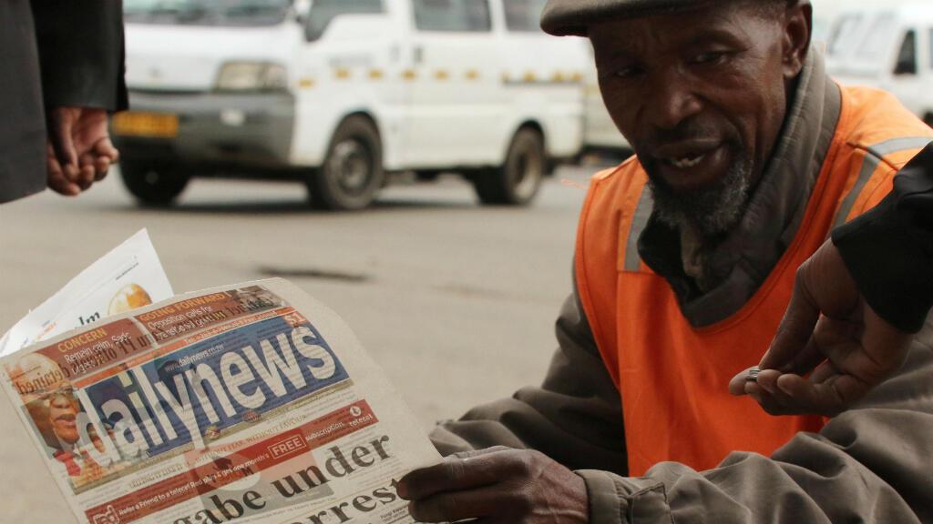 Philimon Bulawayo/ Reuters
