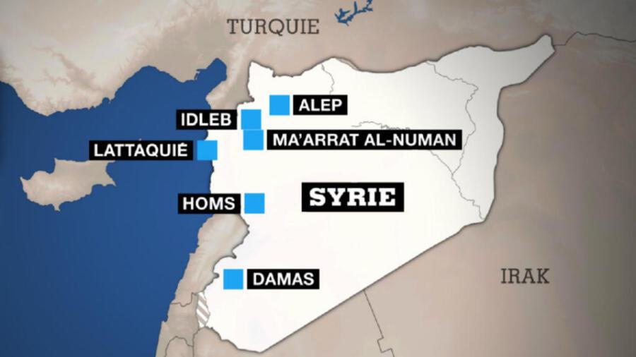 Inexorablement L Armee Syrienne Poursuit Sa Reconquete De La Province D Idleb