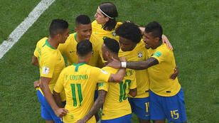 Le Brésil a fait le travail face à une belle équipe du Mexique qui a manqué de souffle.