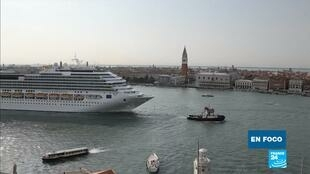 en foco - cruceros Italia