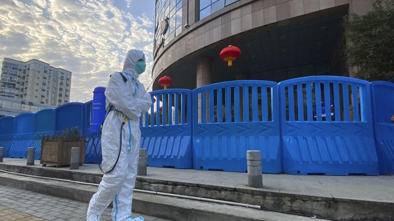 China slams WHO plan to audit Wuhan lab in study of Covid-19 origins