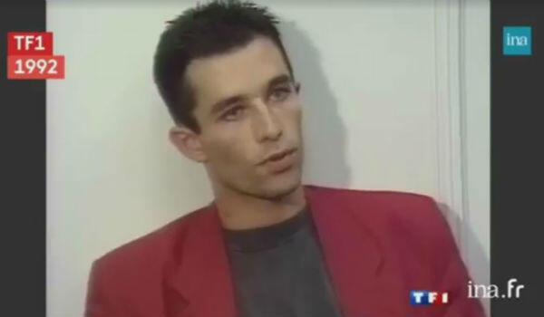 'Cold wave' Hamon, back in 1992