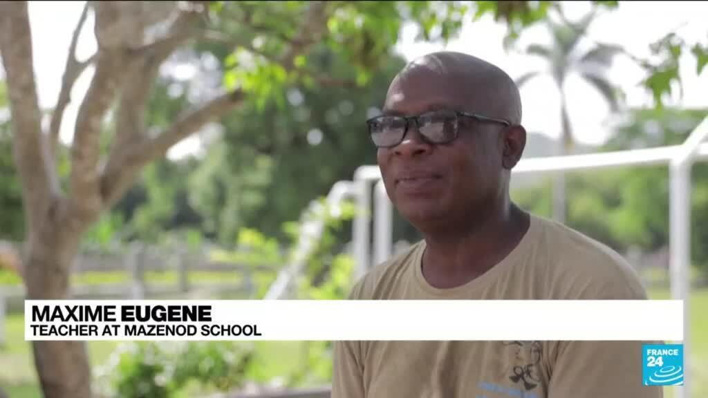 2021-09-06 16:08 'Where will the kids go?': Haiti racing to rebuild schools destroyed in earthquake