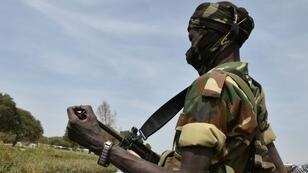 صورة جندي تشادي