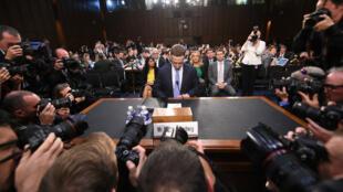 Mark Zuckerberg a témoigné pendant plus de quatre heures devant le Sénat américain.
