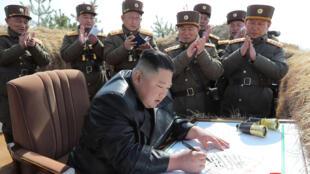 Corée du Nord missiles Kim Jong Un