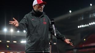 Liverpool manager Jurgen Klopp clashed with pundit Roy Keane