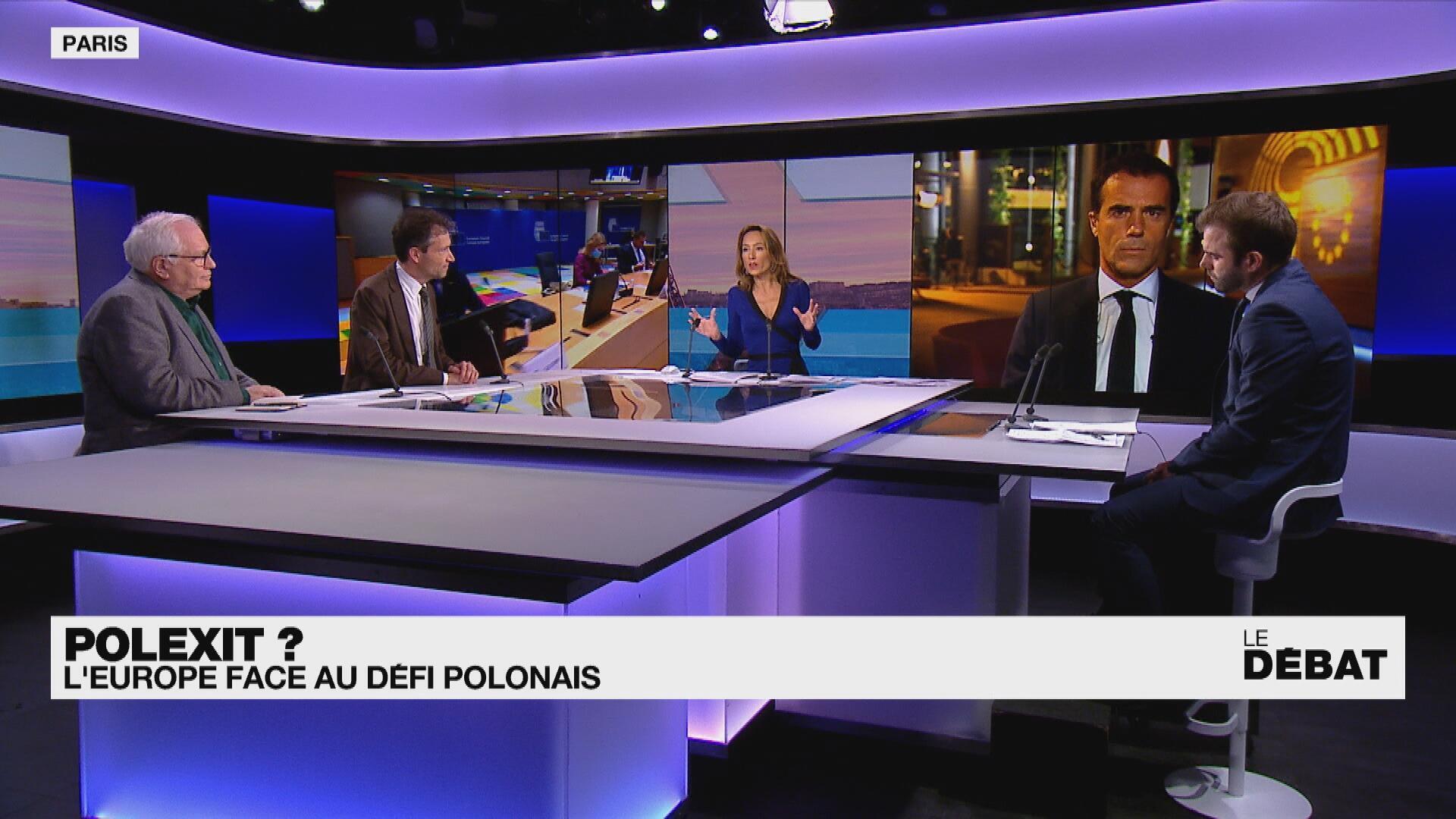 Le Débat de France 24 - jeudi 21 octobre 2021