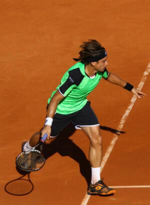 David Ferrer lancé vers la finale