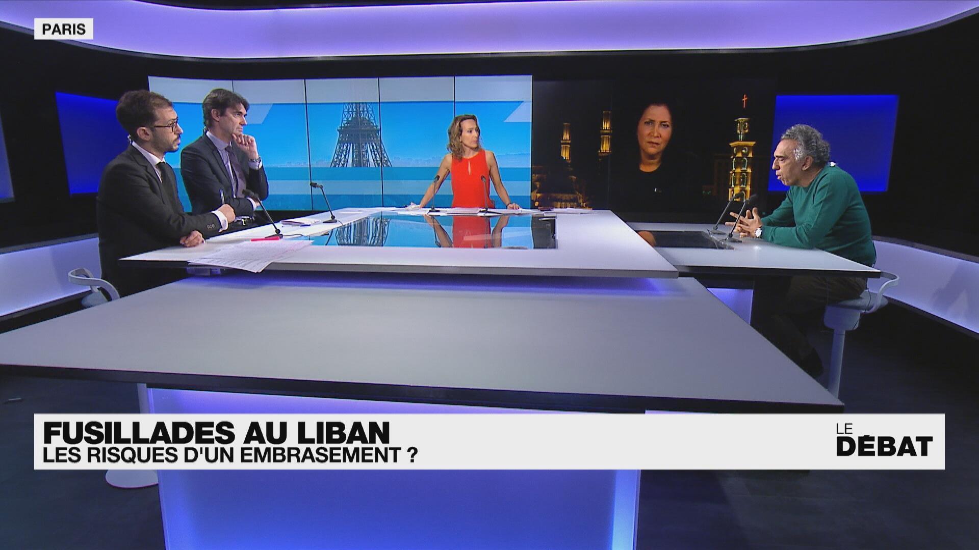 Le Débat de France 24 - jeudi 14 octobre 2021