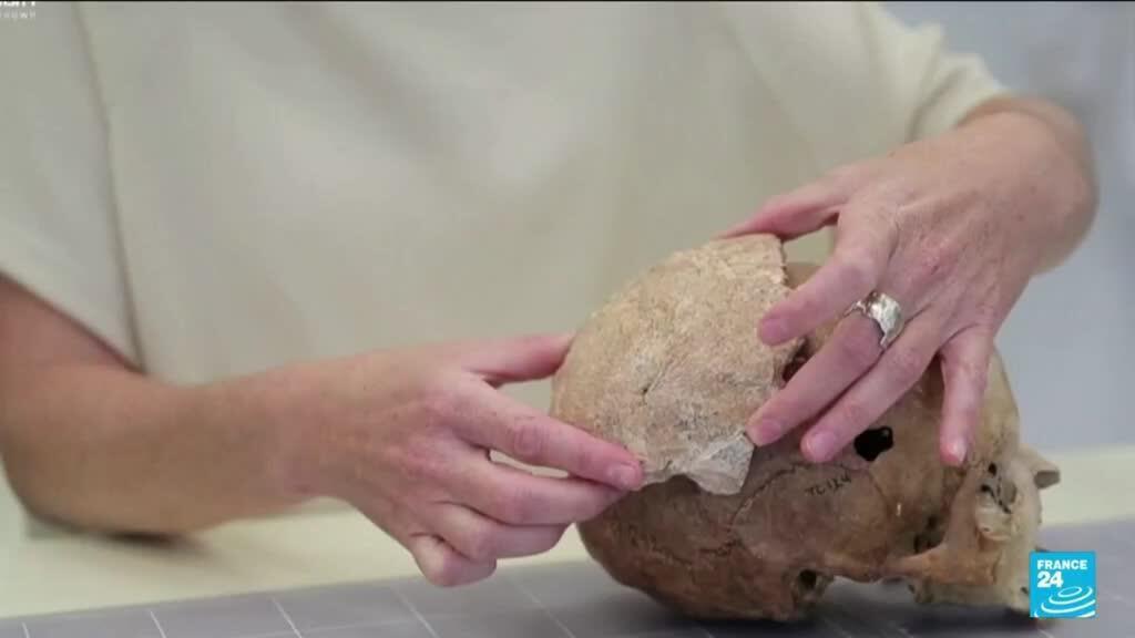 2021-06-25 14:45 Une nouvelle espèce d'homme préhistorique découverte en Israël