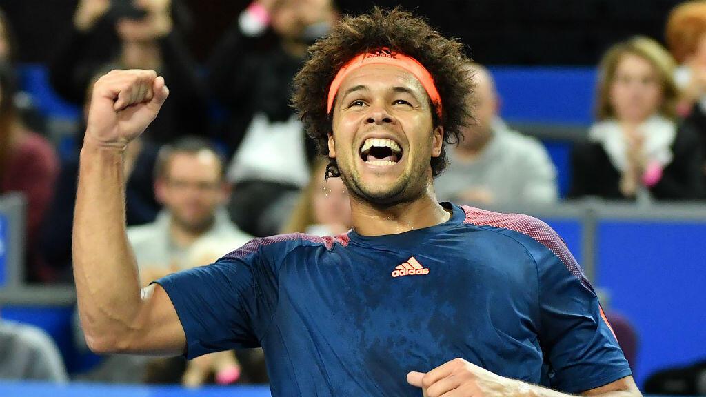 Jo-Wilfried Tsonga a remporté son premier titre ATP depuis septembre 2015.
