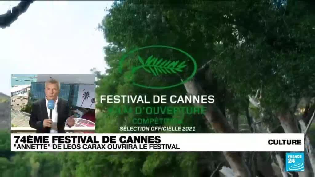 """2021-07-06 14:53 74ème Festival de Cannes : """"Annette"""" de Leos Carax ouvrira le Festival"""