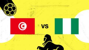 Qui de la Tunisie ou du Nigeria repartira d'Egypte avec une médaille de bronze ?