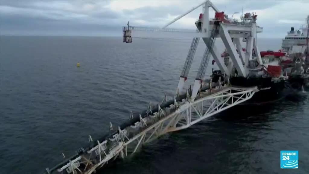 2021-09-10 18:18 Russia completes Nord Stream 2 construction, gas flows yet to start
