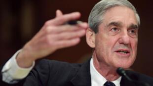 Robert Mueller lors d'un témoignage au Congrès en tant que directeur du FBI en mai 2013.
