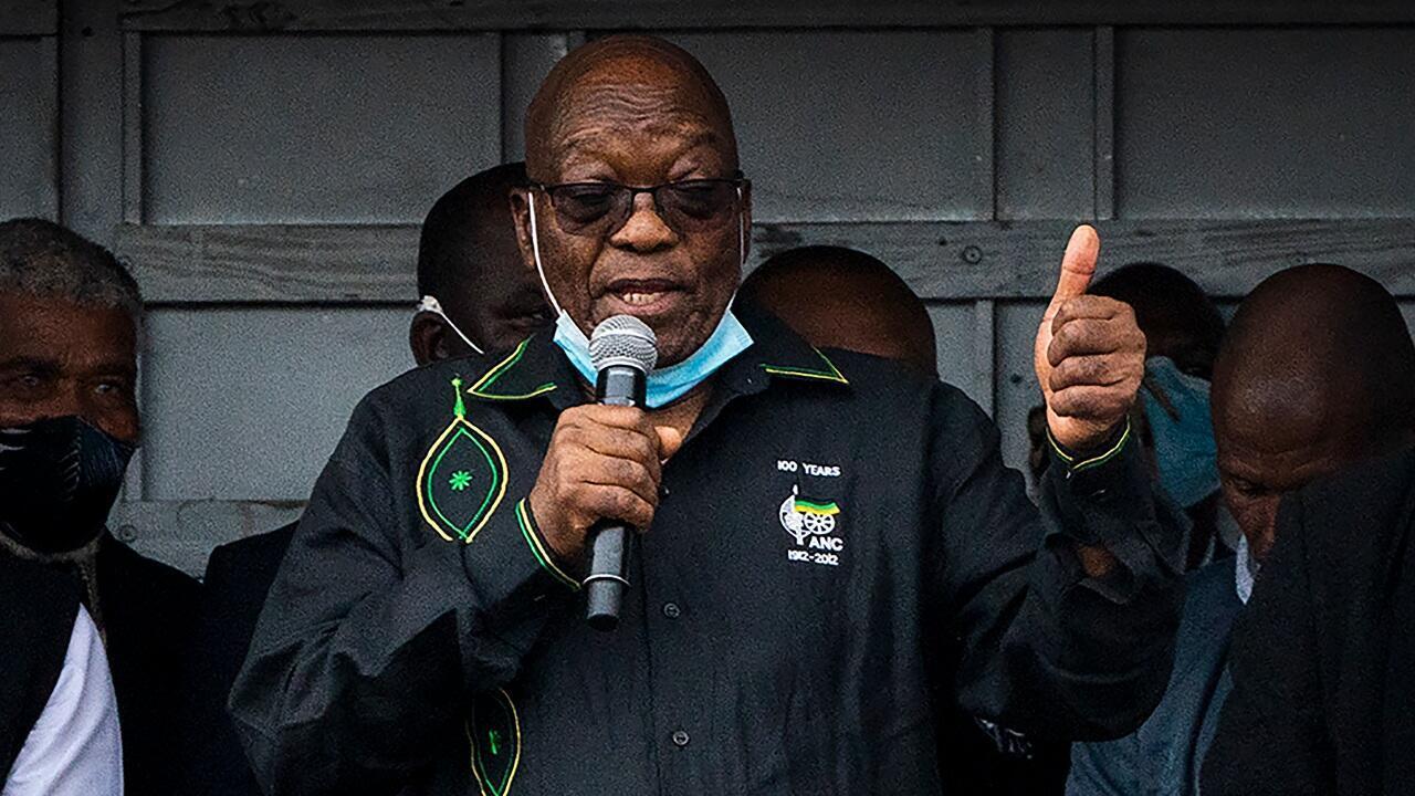 Zuma July 4
