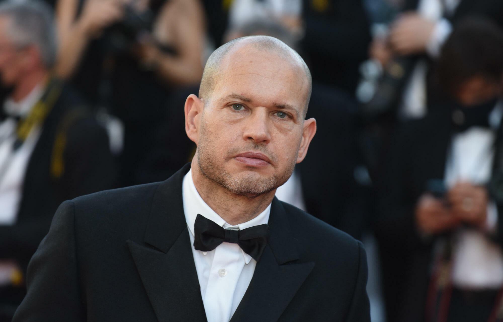 Le réalisateur israélien Nadav Lapid, au Festival de Cannes.