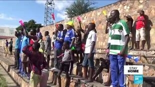 2020-04-14 04:10 'Fans can wash their hands': Burundi's football league carries on, untroubled by coronavirus