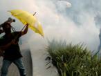 À HongKong, de nouvelles manifestations prodémocratie émaillées de violences