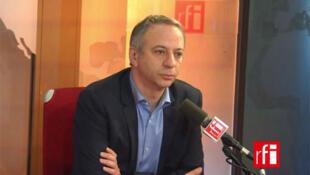 Laurent Baumel, député PS d'Indre-et-Loire, était l'invité de Mardi politique, le 21 juin 2016.
