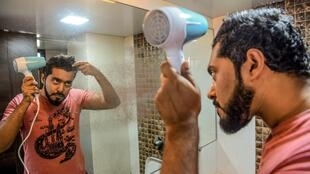 Mumbai-based communications executive Suraj Balakrishnan's regimen includes oils for his beard, body and hair