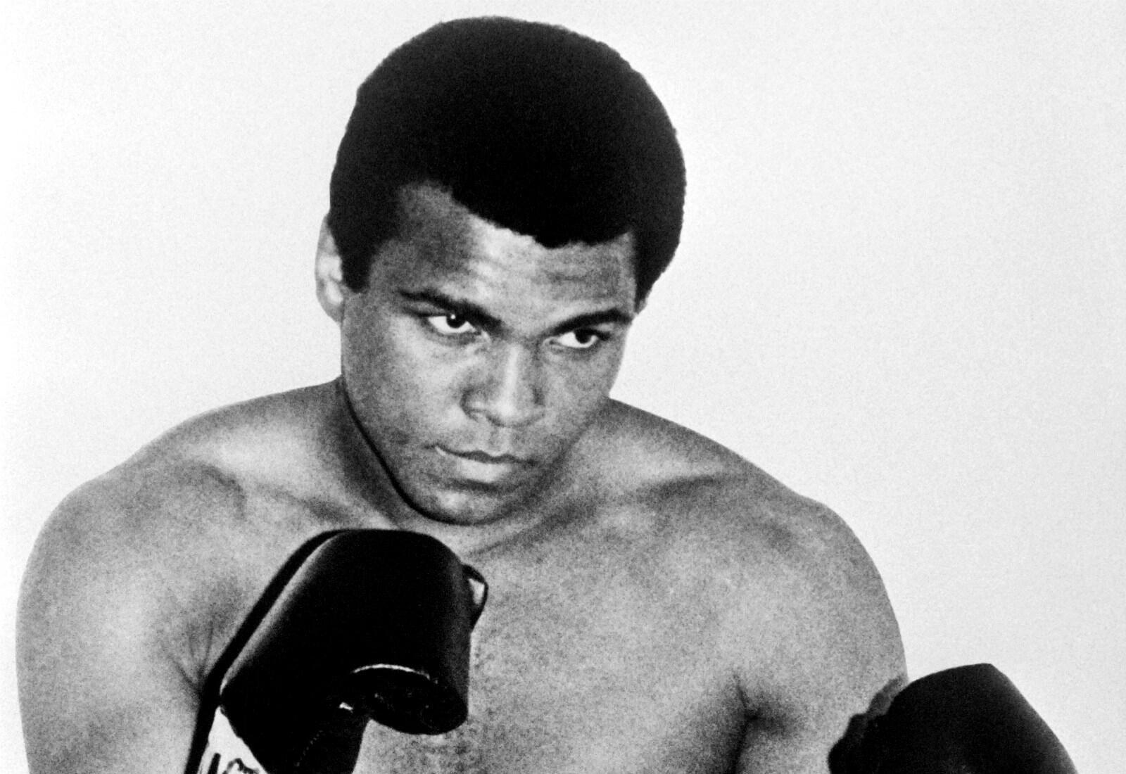 Légende américaine de la boxe, triple champion du monde des lourds, Mohamed Ali s'est éteint le 3 juin 2016, à l'âge de 74 ans. Ce fervent militant de la cause des Africains-Américains souffrait depuis des décennies de la maladie de Parkinson.