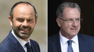 Le Premier ministre Édouard Philippe a présenté, lundi 19 juin 2017, la démission de son gouvernement, que quittera le ministre de la Cohésion des territoires Richard Ferrand, en marche pour la présidence du groupe LREM à l'Assemblée nationale.