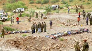 L'attaque dans le nord-est du Kenya a rapidement été revendiquée, mardi 2 décembre, par les islamistes somaliens shebab.