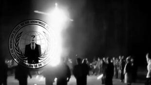 Le collectif Anonymous a lancé une campagne, baptisée #opKKK, contre le Ku Klux Klan à Ferguson, dans le Missouri.