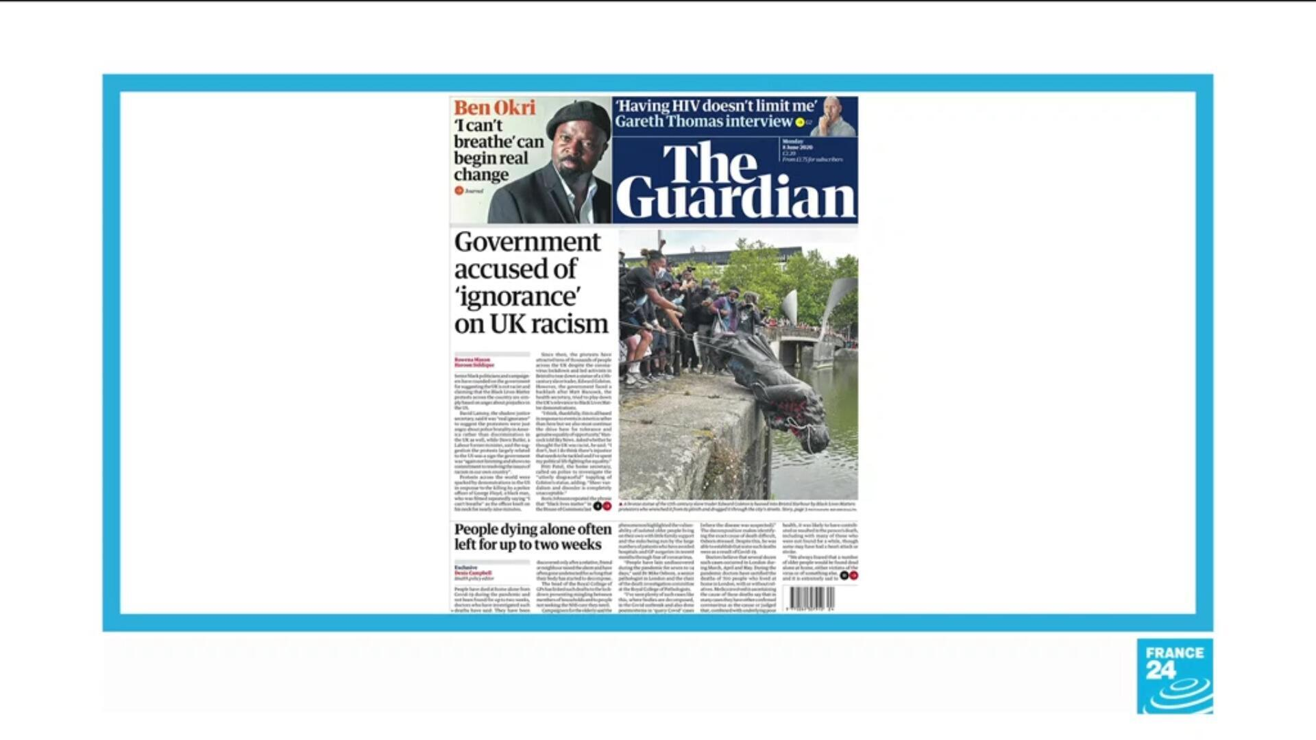 IN THE PAPERS 0608
