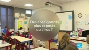 2021-03-24 10:38 Covid-19 : les enseignants vaccinés à partir de mi-avril, annonce Emmanuel Macron