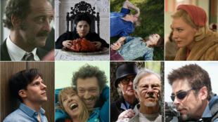 Dix-neuf films sont en compétition pour le 68e Festival de Cannes.