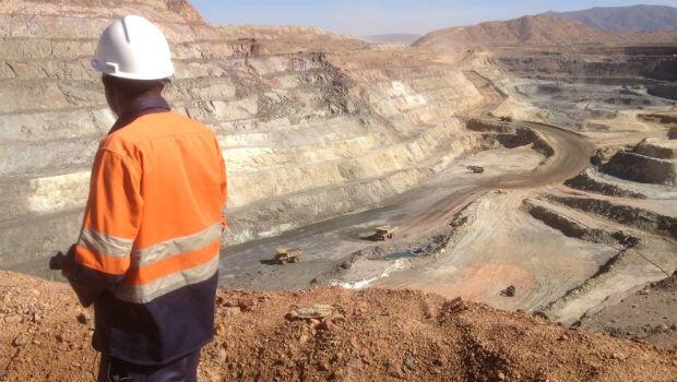 Érythrée : la mine de Bisha