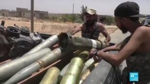 """2020-06-12 17:13 Guerre en Libye : l'ONU """"horrifiée"""" par la découverte de huit charniers"""