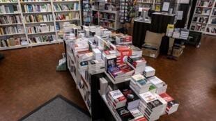 France librairie