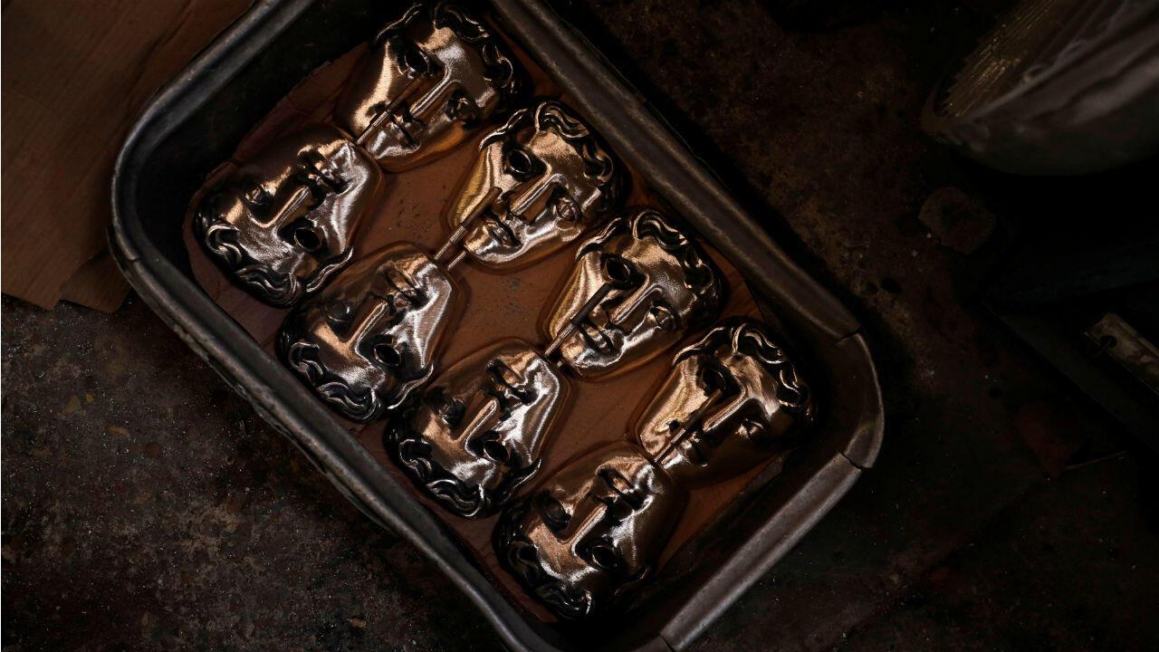 Les Bafta sont la plus prestigieuse récompense britannique du cinéma.