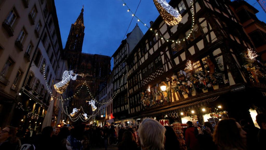 Marché De Noel Strasbourg Hotel.Fusillade De Strasbourg Le Marché De Noël Un Lieu Prisé