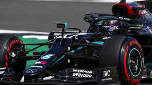 Lewis Hamilton powered to a 91st career pole at Silverstone