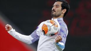 Manchester City midfielder Ilkay Gundogan admits his side need to sharpen up