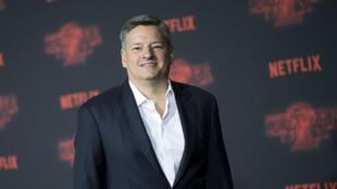 Le directeur des contenus de Netflix, Ted Sarandos, le 26 octobre 2017, en Californie.
